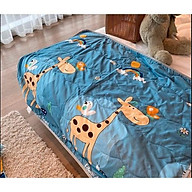 Chăn , Mền đũi hè thu , chăn đắp cho bé ( Kt 1m1 x 1m35cm) gồm nhiều mẫu thumbnail