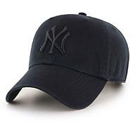 Nón kết nam nữ thêu 3D logo NY New York, mũ lưỡi trai NY thumbnail