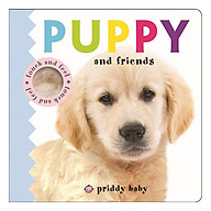 Touch and Feel Puppy and Friends thumbnail