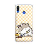 Ốp lưng điện thoại Huawei NOVA 3i - 01142 7839 MEO02 - Mèo Ami - Silicone dẻo - Hàng Chính Hãng thumbnail