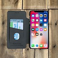 Bao da kiêm ví dành cho iPhone 11 Pro - Màu đen thumbnail