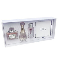 Giftset nước hoa mini Dior ( 3 món ) thumbnail