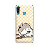 Ốp lưng điện thoại Huawei P30 Lite - 01203 7839 MEO02 - Mèo Ami - Silicone dẻo - Hàng Chính Hãng thumbnail