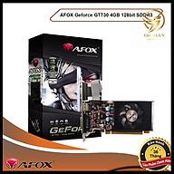 Card Màn Hình VGA AFOX GT730 Card Đồ Họa 4G Rời Cho Máy Tính PC hàng chính hãng thumbnail
