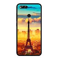 Ốp lưng cho điện thoại Huawei Honor 7X - 0299 PARIS01 - Viền TPU dẻo - Hàng Chính Hãng thumbnail