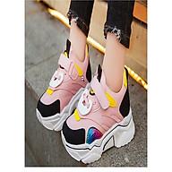 Giày thể thao chất da cá tính cho bé gái ETT004 thumbnail