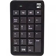Bàn phím số có dây R8 Cổng kết nối USB thumbnail