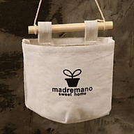 Túi Vải Treo Đựng Đồ Đa Năng Phong Cách Vintage - Giao mẫu ngẫu nhiên thumbnail
