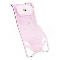 Ghế lưới lót chậu tắm cho bé kèm gối ( Tặng 01 lục lạc gỗ phát tiếng vui nhộn cho bé ) thumbnail