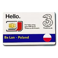 Sim Du lịch Ba Lan - Poland 4G tốc độ cao thumbnail