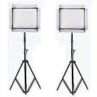 Bộ 2 đèn led bảng Studio 280w D-2000II Yidoblo hàng chính hãng. thumbnail
