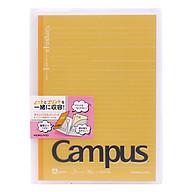 Vở Kèm Bìa Đựng Campus B5 (30 Trang) thumbnail