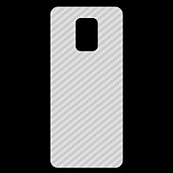 Miếng Dán Mặt Lưng Cacbon Dành Cho Xiaomi Redmi Note 9s- Handtown - Hàng Chính Hãng thumbnail