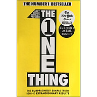 The One Thing The Surprisingly Simple Truth Behind Extraordinary Results (Paperback) thumbnail