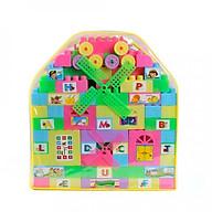 Túi Xếp Hình Đồ chơi trẻ em (Nhiều màu) - Đồ chơi Tí Tèo thumbnail