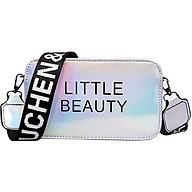 Túi Hộp Ánh Cầu Vồng Little Beauty Quai Chữ thumbnail