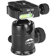 Đầu ball head máy ảnh Coman C1, Hàng chính hãng thumbnail
