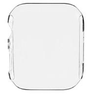 Mặt Nhựa Đồng Hồ Apple Thế Hệ 4 Trắng Trong Suốt (44mm) thumbnail