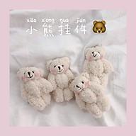 Móc khoá Gấu Ếch Vịt gắn Cặp Balo siêu dễ thương - BaloGigo thumbnail
