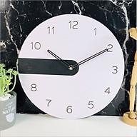 Đồng hồ treo tường trang phí phong cách hiện đại DHM001 thumbnail