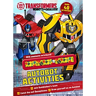 Transformers Robots in Disguise Autobot Activities thumbnail