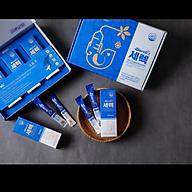 Combo 2 hộp YẾN SÂM SEREK (loại 30 stick và 10 stick) _ sản phẩm yến sào duy nhất từ Hàn Quốc, hỗ trợ bổ sung dinh dưỡng, tăng cường đề kháng cho người giá, phụ nữ có thai, người hay bị stress, làm việc quá sức thumbnail