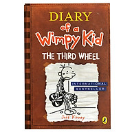 Diary Of A Wimpy Kid 07 The Third Wheel (Paperback) thumbnail