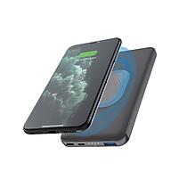 Pin sạc dự phòng sạc nhanh wireless Polymer 10000mAh - Umetravel PW1 - Hàng Chính Hãng thumbnail