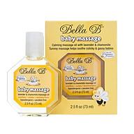 Dầu massage organic cho bé Bella B thumbnail