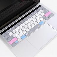 Miếng lót, Phủ Bàn Phím Macbook JRC Shortcut - Mix Blue - Hàng Chính Hãng thumbnail