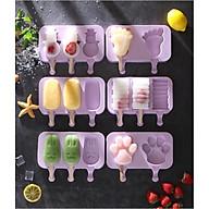 Khuôn làm kem làm bánh silicon mẫu mới 2020 thumbnail