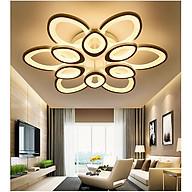 Đèn ốp trần LED hoa cúc 12 cánh sang trọng thumbnail