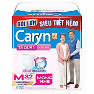 TẢ QUẦN CARYN M32 (32 MIẾNG SIZE M) thumbnail