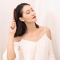 Xiaomi Youpin Xinzhi Lược massage đàn hồi thư giãn Bàn chải tóc di động Bàn chải massage Magic thumbnail