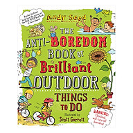 The Anti-boredom Book of Brilliant Outdoor Things To Do thumbnail