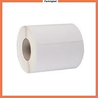 Giấy in nhiệt A7 70x100mm in đơn , tem, mã vạch, phiếu gửi hàng, decal, dán,cho máy in bill và máy in nhiệt Khổ K80 thumbnail