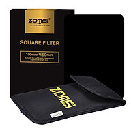 Nd16 Full Gray Filter For Zomei Square Camera thumbnail