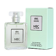 Nước hoa nữ Iris Adore (Turquoise) 50ml thumbnail