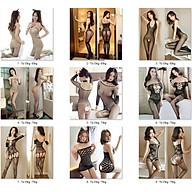 Nhiều Mẫu Đồ Ngủ Lưới Xuyên Thấu Gợi Cảm Cosplay Sexy Bodystocking erotic lingerie Nightwear Brave Man BCS21 thumbnail