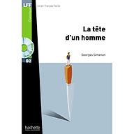 Sách luyện đọc tiếng Pháp trình độ B2 (kèm audio) - LFF B2- La tête d un homme thumbnail