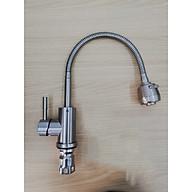 Vòi rửa bát inox nóng lạnh model VM4 thumbnail