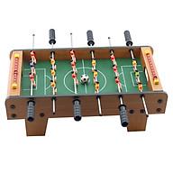 Bàn bi lắc 6 bàn đánh Tabletop Foosball kích thước 50 25 15.5cm tặng kèm Tua vít kép 4 inch thumbnail