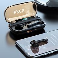 Tai Nghe Không Dây Kết Nối Bluetooth PKCB Năng Động, Cá Tính - Hàng Chính Hãng thumbnail