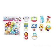 Túi đồ chơi xúc xắc 10 món Toys House 776-16 thumbnail