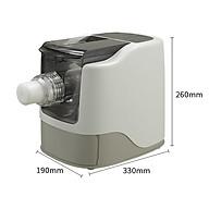 Máy làm mỳ sợi tươi tự động cao cấp N4 Công suất 260W, Điện áp (V) 220V 50HZ thumbnail