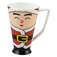 Ca Trà Gốm Sứ Minh Long Ba Noel (0.5L) 155045411BA thumbnail