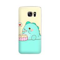 Ốp lưng điện thoại Samsung Galaxy S7 Edge - 01071 7872 DINOSAURS03 - Silicon dẻo - Hàng Chính Hãng thumbnail