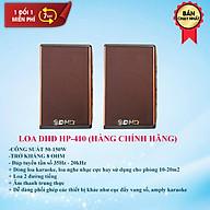 LOA CENTER (TRỢ LỜI) DHD HP-410 CHO DÀN KARAOKE ( hàng chính hãng) thumbnail