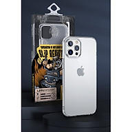 Ốp Lưng dành cho iPhone 12 Mini 12 & 12 Pro 12 Pro Max Leeu Design Liquid Crystal - Hàng Nhập Khẩu thumbnail
