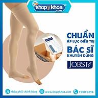 Vớ y khoa đùi không silicone Hỗ Trợ Điều Trị suy giãn tĩnh mạch chân JOBST Relief chuẩn áp lực 20-30mmHg thumbnail